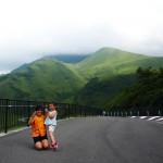 夏休み九州観光:別府・湯布院