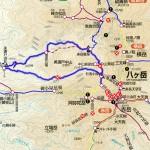 ジオグラフィカ、ヤマレコ、YAMAP… 登山を安全に楽しむためのデジタルツールで、計画書作成からGPSログ取得と記録まで