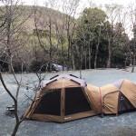 ファミリーキャンプで静岡県・西伊豆 オートキャンプ銀河へ:Day 1