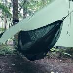 シルバーウィーク ハンモック泊ファミリーキャンプ