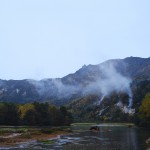 紅葉 福島遠征Day 1: 裏磐梯から磐梯山周回 / 五色沼自然探勝路 / あだたら高原野営場